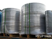 flanges packing and  delivery